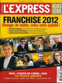 L'EXPRESS Franchise 2012