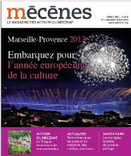 """mécènes"", le magazine d'Admical"